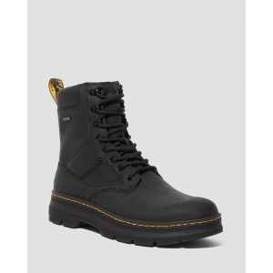 IOWA WATERPROOF POLY CASUAL BOOTS - BLACK REPUBLIC+EXTRA TOUGH NYLON