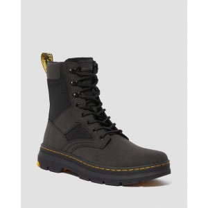 IOWA EXTRA TOUGH POLY CASUAL BOOTS - BLACK