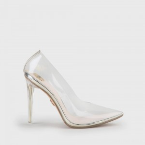 Juliana Pump transparent