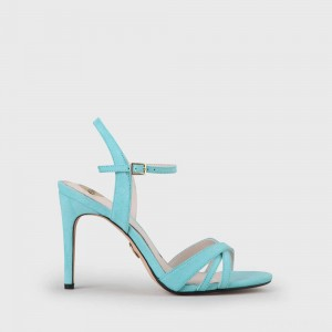 Anja Heeled Sandal mint