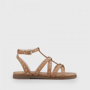 Julia Sandal tan