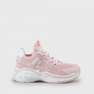 B.NCE S2 Sneaker pink