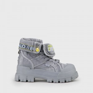 Aspha Hi boot dark grey