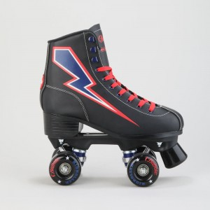Rio Roller Skates black/red