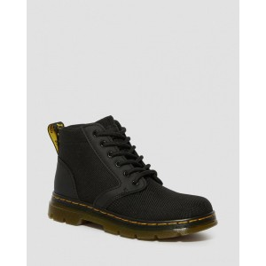 YOUTH BONNY EXTRA TOUGH POLY CASUAL BOOTS - BLACK EXTRA TOUGH POLY+RUBBERY