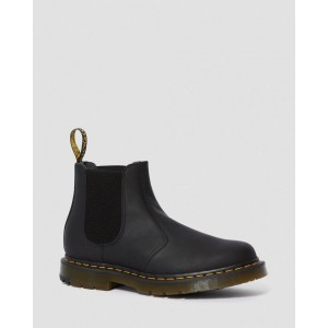 2976 DM'S WINTERGRIP CHELSEA BOOTS - BLACK SNOWPLOW