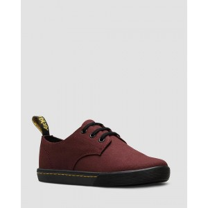 SANTANITA WOMEN'S CANVAS CASUAL SHOES - OLD OXBLOOD CANVAS