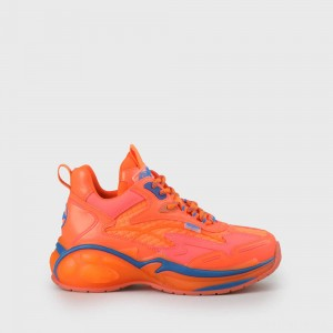 BUFFALO B.NCE S1 Sneaker neon orange